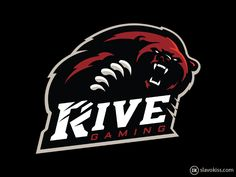 Rive Gaming on Behance