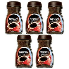 Nescafe Clasico Instant Ounce 6 Pack * You can get additional details at the image link. (This is an affiliate link) Hot Coffee, Coffee Shop, Coffee Label, Nescafe, Instant Coffee, Amazon Associates, 6 Packs, Gourmet Recipes, Drinks