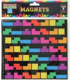 Tetris Fridge Magnets by Paladone, http://www.amazon.co.uk/dp/B008HFMEE0/ref=cm_sw_r_pi_dp_psW4sb17JGGH6