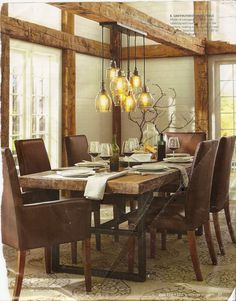 Montego Long Extension Dining Room Table Seats Up To 12