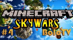 Minecraft Skywars - Lamienie Ender Pearlami #4