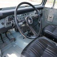 1973 FJ40 TOYOTA LAND CRUISER RESTORED CLEAN 4X4 K