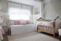 Decoração provençal para o quarto do bebê