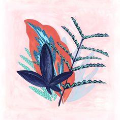 Crazy Leaf - Designed by Georgie Daphne