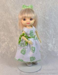 Amelia Thimble Dress Handmade Custom Couture: Who Needs a Prince