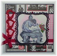 Scrapbook ta vie: Carte de St-Valentin Frame, Home Decor, Cards, Homemade Home Decor, A Frame, Frames, Hoop, Decoration Home, Interior Decorating