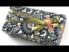 Karácsonyi csomagolás mesterfokon! Japán módszer és egyéb kreatív ötletek.
