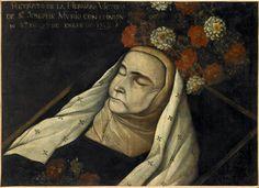 Sor Victoria de San José (Clarisa) | Colección de Arte del Banco de la República