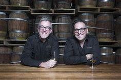 STARWARD's CEO Andrew Macdonald and Founder David Vitale