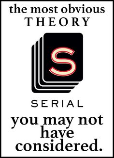 Did you binge listen to the Serial Podcast like I did? Well I'm sure you've formed your opinion or who did it.... but I have one you may not have considered yet... The most obvious Serial Podcast Theory you may not have considered yet #serialpodcast #serial