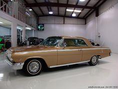 DANIEL SCHMITT & CO PRESENTS: 1962 Chevrolet #Impala SS Golden Anniversary Sport Coupe - Visit www.schmitt.com for more details! #classiccars