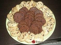 Μπισκότα βουτύρου χωρίς γλουτένη, γάλα και αυγά #sintagespareas
