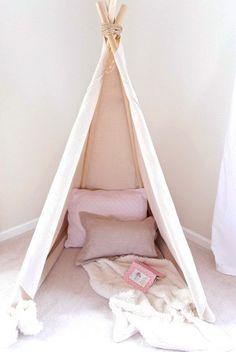 Aprenda a fazer tenda para decorar quartos e divertir a criançada