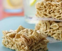 Gluten Free Chex® Cereal Treat Bars
