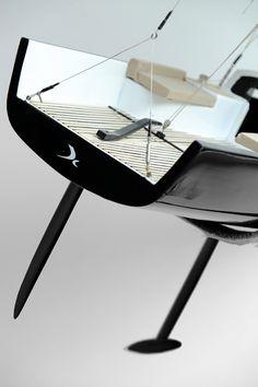 HEagle Daysailer Open Deck Design VH