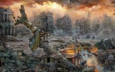 апокалипсис kiyiv Ukraine