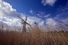 Thurne Mill - Norfolk