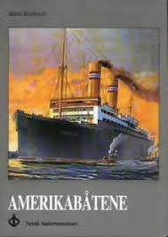 Norwegian America Line ~ Den norske Amerikalinje
