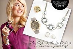 What do you think of our NEW 2014 Fall/Winter Pre-Launch Collection?   #justjewelry #jewelry #fashionjewelry #fashionaccessories #new #fallfashion #faithbased #creme