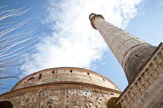 Rotunda with Minaret, Thessalonika