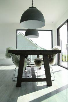 Spisebord fra www.byrust.no