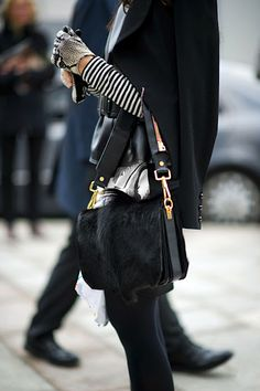 Dressing in layers will help you get through #SpringtimeinParis. Layer fabric, layer textures, layer colors #MissKL