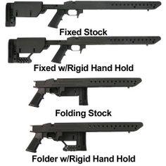 Remington 700 Stock