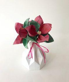 62 best small origami flower arrangements images on pinterest small flower arrangements small flowers origami flowers paper flowers origami paper mightylinksfo