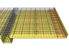 Detailing and design of earthquake resistant buildings made of reinforced concrete. Reinforcement implementation, static and dynamic analysis Concrete Cover, Concrete Wood, Concrete Design, Civil Engineering Construction, Construction Tools, Concrete Structure, Steel Structure, Brick Architecture, Architecture Details