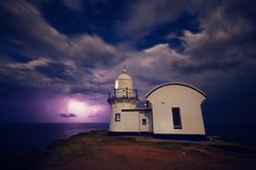 Storm Passing by by Keegan Cronin, via 500px