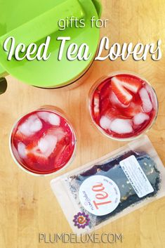 If you have an upcoming occasion to celebrate with a cold brew tea fanatic, take a look at these gifts for iced tea lovers to get inspired. Tea Gifts, Brewing Tea, Tea Blends, Loose Leaf Tea, Appreciation Gifts, Sweet Tea, Cold Brew, Iced Tea, Cool Gifts
