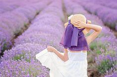 https://flic.kr/p/eNfAYg | Lavender Girl 02