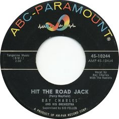 All US top 40 singles for 1961 including drops, power hits and debuts. Make Mine Music, Music Love, Ray Charles Mother, Old Records, Vinyl Records, Fun Songs, Love Songs, Classic Rock And Roll, Old Music