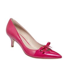 Joan & David Shoes, Gila Kitten Heel Pumps