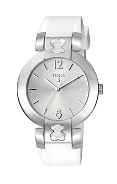TOUS Plate Round watch