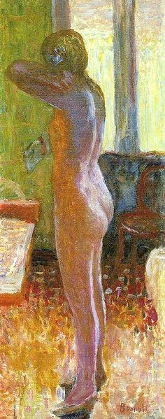 Pierre Bonnard - Woman Nude
