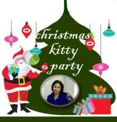 Kitty Party Themes : Christmas Theme Kitty Party Games and Activities For Indian Ladies
