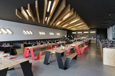 La Factory / Eat Fun Sport by Agence Costa, Moussy Le Neuf – France » Retail Design Blog