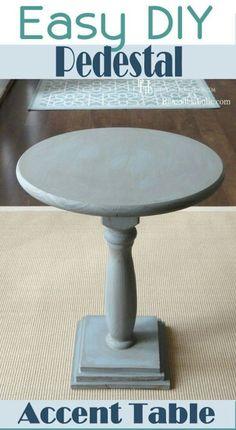 $25 DIY end table