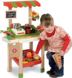 *FAST DELIVERY* SMOBY CHILDRENS TOY NATURE FRUIT MARKET STALL SHOP SUPERMARKET | eBay