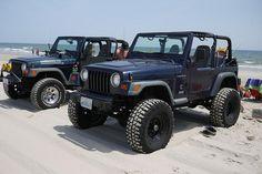 1997 Jeep Wrangler TJ Cummins 4BT Swap