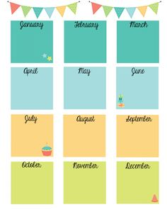 birthday calendar template Never Forget a Birthday With This Free Birthday Calendar Printable . Birthday Calendar Classroom, Birthday Calendar Board, Birthday Bulletin Boards, Birthday Board, Birthday List, Free Birthday, Happy Birthday, Birthday Quotes, Birthday Wishes