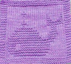 Knitting Cloth Pattern  WHALE  PDF by ezcareknits on Etsy, $2.85