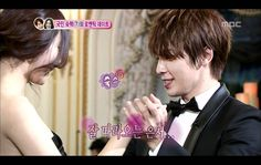 We got married - Donghae : Super Junior  How SWEET.... Precious.... adorable....ROMANTIC.. Eun-seo is GORGEOUS..