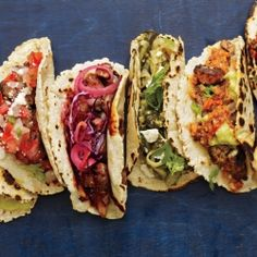 The world's best taco party