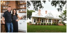 Tour Chip and Joanna Gaines' Farmhouse Like You've Never Seen It Before  - CountryLiving.com