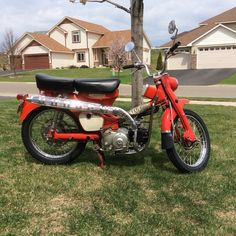 Awesome Check Out This 1965 Honda Ct 90 TRAIL Listing In Buffalo, MN 55313 On  Cycletrader