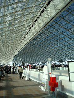 Paris-Charles de Gaulle Airport, France