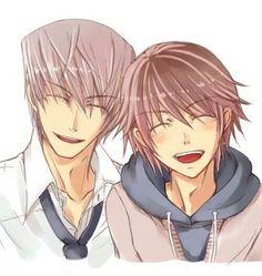 ^O^♡ #Junjou Romantica #Misaki #Usagi