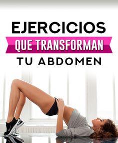 This quick routine will help you get a perfect abdomen. Like Victoria's Secret models! vanessa Vientre plano The abdomen … Health Trends, Health Tips, Health And Wellness, Health Fitness, Fitness Memes, Fitness Logo, Fitness Studio, Body Fitness, Fitness Diet